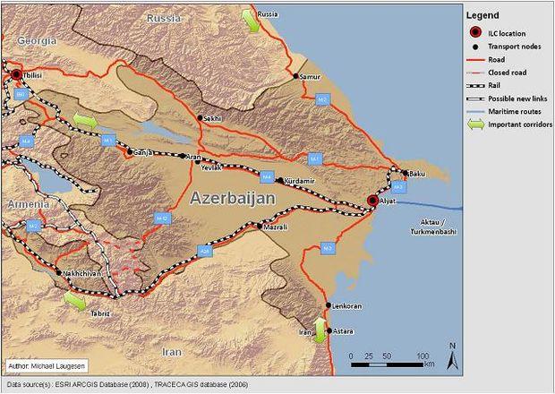 AZR1 Invest proj map