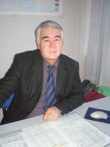 Akmatov Adylbek