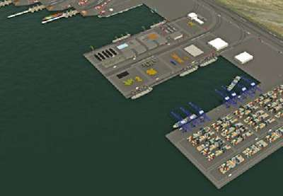 Opening of seaport Alat postponed until the end of 2014